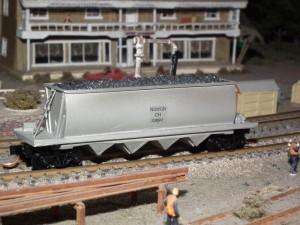 CH Coal Hopper