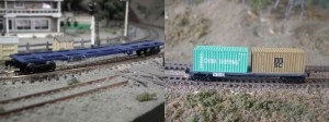 Container Flat Wagons Header